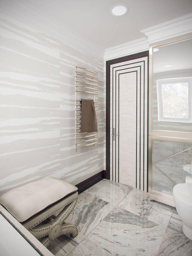 Home Interior Design 3D Renderings, Colors You Like, Bathroom-2