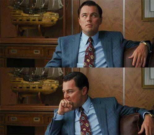 Jordan Belfort O Lobo De Wall Street The Wolf Of Wall Street Funny Pictures Daily Funny Funny Images