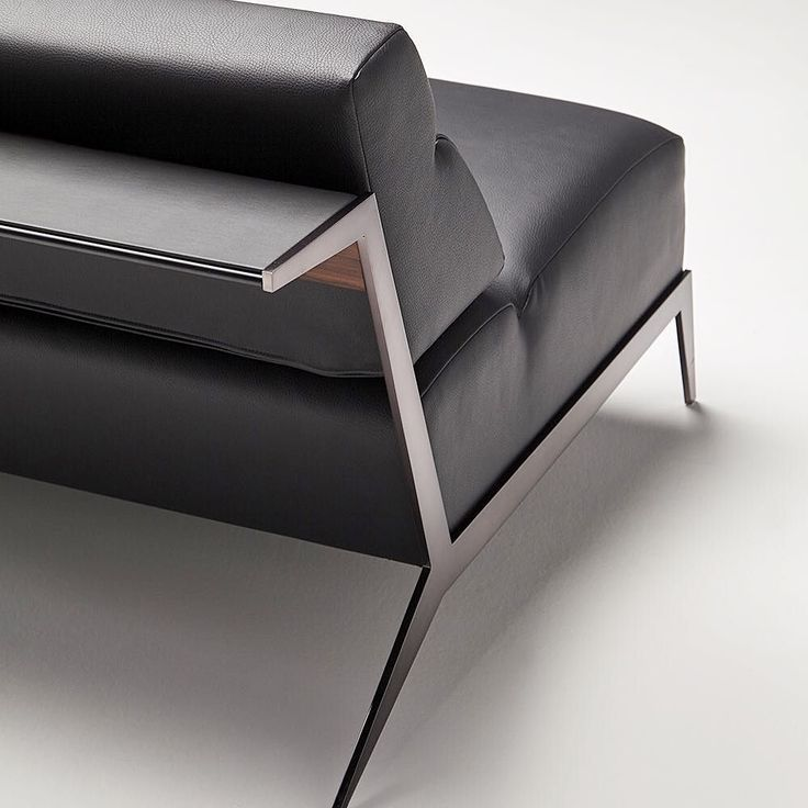JOSEPH by @josemartinezmedina_ is comfortable and provides the correct posture for conversation. The lightweight structure with individual anatomic back support is made with high quality and high density polyurethane foam. The recess marked in the upholstery reinforces the design and helps eliminate wrinkles. #archiproducts