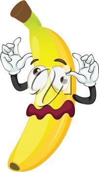 122 best art images on pinterest bananas banana and banana face mask rh pinterest com