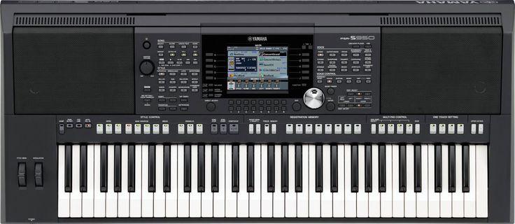 Yamaha PSR-S950 - an upgraded 3000?