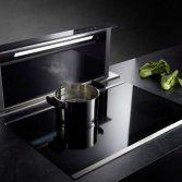 next125 NX500 Lavazwart satijn wandhangend - Product in beeld - - De beste keuken ideeën | UW-keuken.nl