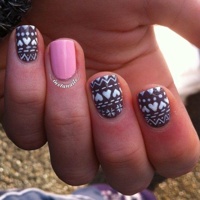 Instagram photo by __instanails__ #nail #nails #nailart
