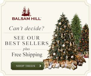 E  Balsam Hill: Your Place for Premium Artificial Christmas Trees, Wreaths and Garlands Balsam Hill's mission is to create the most realistic artificial Christmas trees, Christmas wreaths and Christmas garlands ever produced. More than just a fake Christmas tree, a Balsam Hill Christmas tree achieves its stunningly realistic effect in two ways. First and …