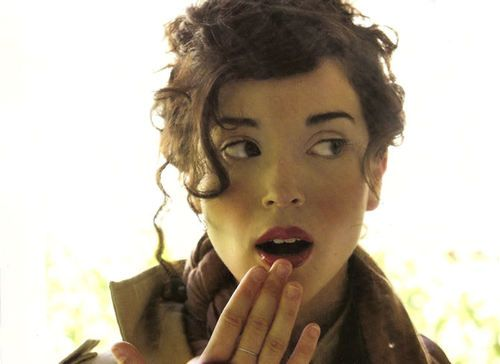 St. Vincent, what a stunner.