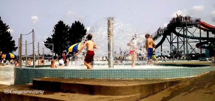 Bingemans BIG Splash water park Kitchener Ontario Canada - been here :)