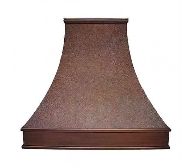 Copper Vent Hoods ~ Best images about custom copper range hoods