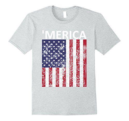 Mens 'Merica 4th of July T-Shirt 2XL Heather Grey Merica T's https://www.amazon.com/dp/B072W7F6S1/ref=cm_sw_r_pi_dp_x_HDBszb8DDR3GG