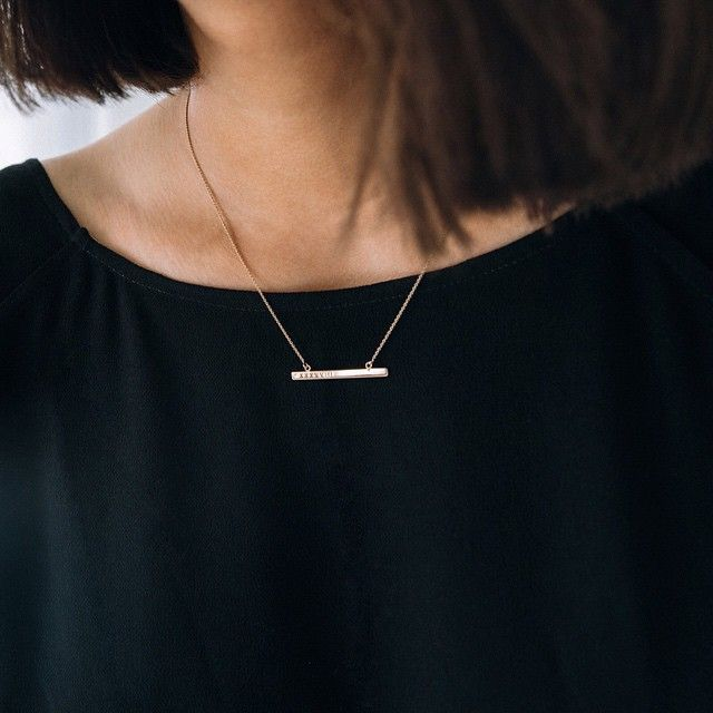 another peek at the collaboration i worked on with @vraiandoro. the sienne necklace.