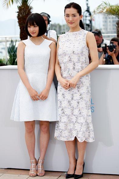 (左より)Suzu Hirose & Haruka Ayase|広瀬すず&綾瀬はるか