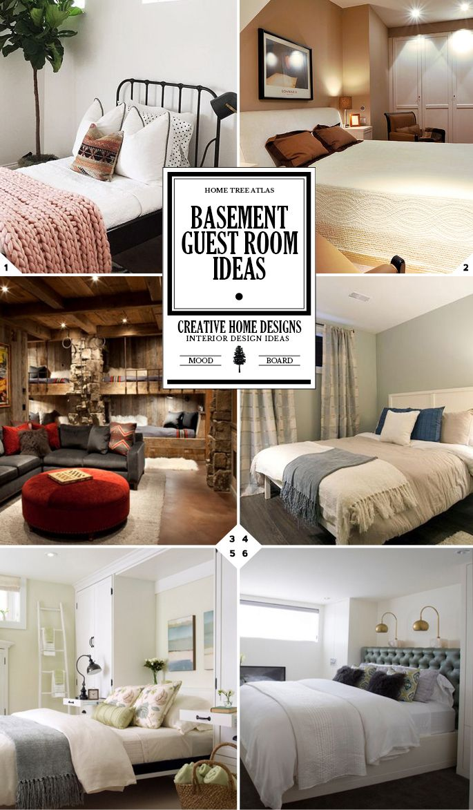 Basement Guest Room Ideas How To Make Your Guests Feel At Home
