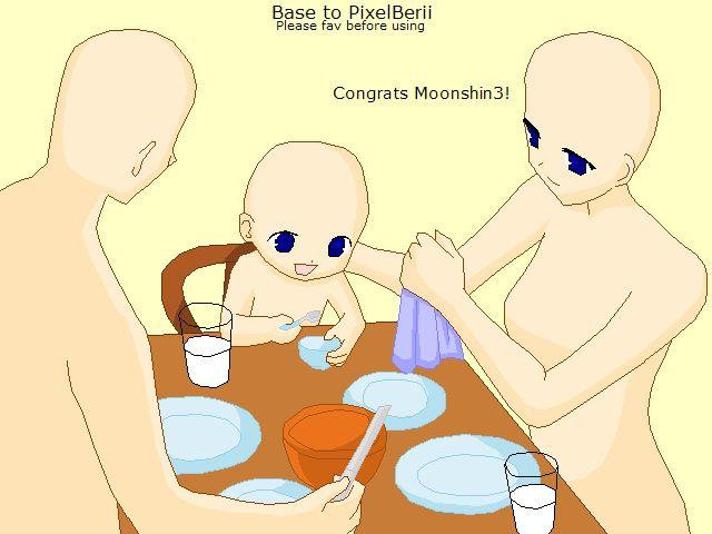 Family Base ::Moonshin3:: by PixelBerii on DeviantArt
