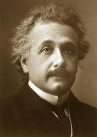 """""""Tutto è relativo: ho assolutamente ragione"""" • Biografia di Albert Einstein:  http://biografieonline.it/biografia.htm?BioID=90&biografia=Albert+Einstein"""