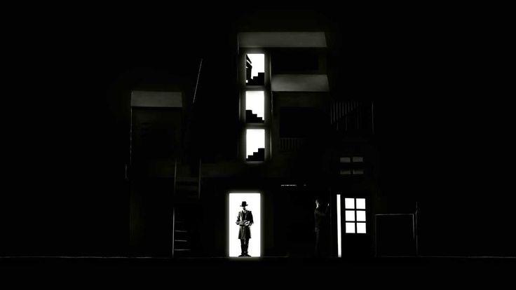 ההולכים בחושך - טייטל סיקוונס