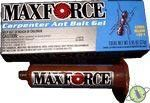 Maxforce Carpenter Ant Bait 0.95 oz-1 box BA1072 by Maxforce. Save 14 Off!. $19.39. Maxforce Carpenter ant bait gels, granules and stations arm you with a full range of field-proven ammo to eradicate a variety of ants, including killing carpenter ants, in all sorts of environments. And Maxforce keeps working to wipe out the queen and the entire colony with our exclusive Domino Effect. To eliminate ants with unrivaled efficiency take aim with Maxforce. Maxforce Carpenter Ant Bait ...