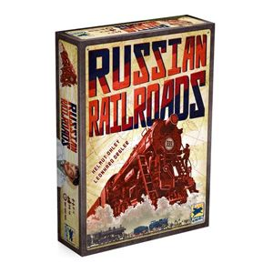 Russian Railroads | Bergsala Enigma