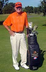 Jay is a former PGA Tour player, qualifying for full status in 1993 while maintaining his Innisbrook Resort responsibilities.  Jay was named the 2001 and 2002 PGA of America's Senior PGA Club Professional Player of the Year.