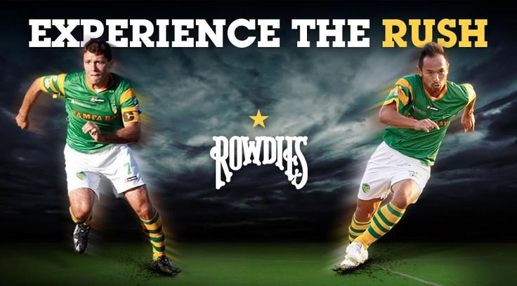 Tampa Bay Rowdies Futbol Club
