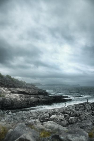 Blackhead, near Cape Spear, Newfoundland.