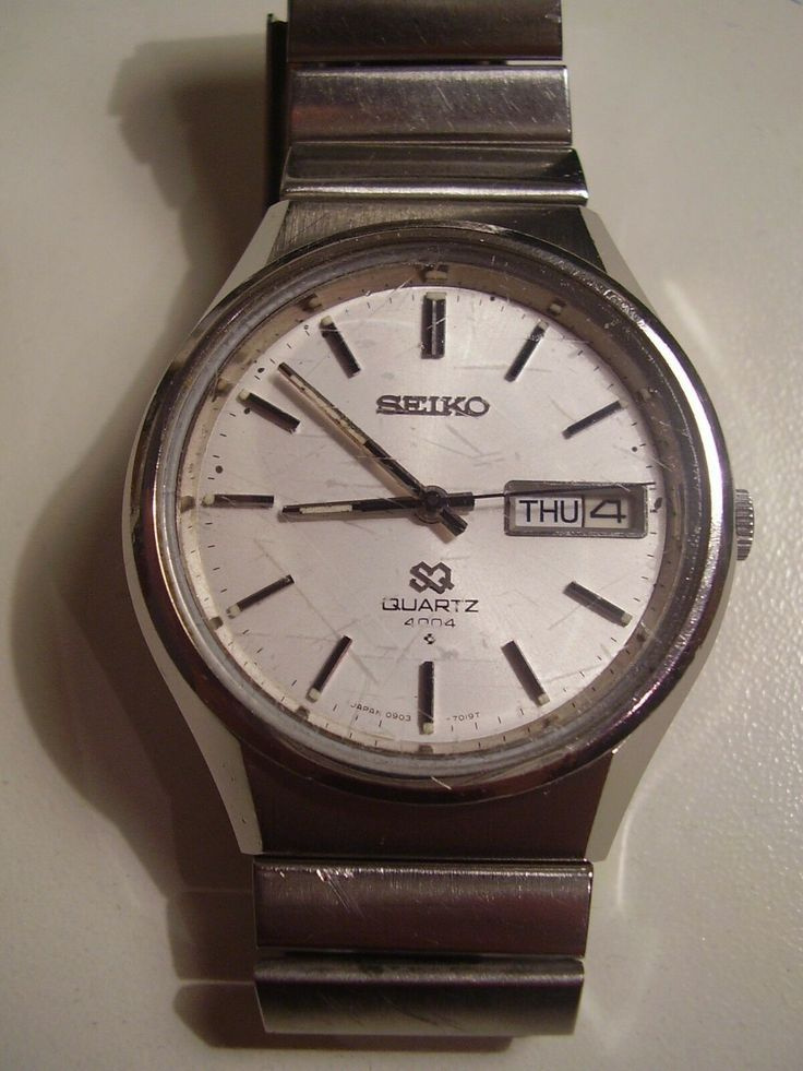 Montres Seiko Quartz in 2020 Rolex watches, Ebay, Seiko