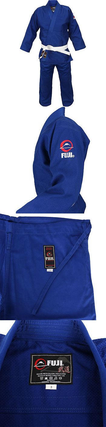 Uniforms and Gis 179774: Fuji Single Weave Judo Gi -> BUY IT NOW ONLY: $48.99 on eBay!