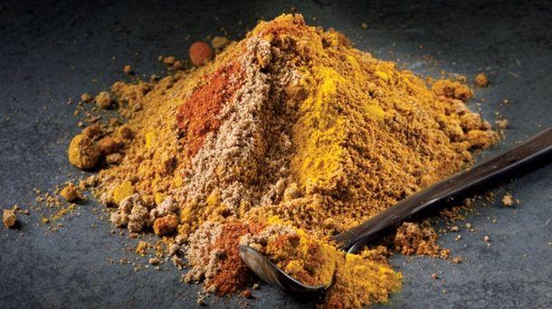 mélange d'épices à la marocaine
