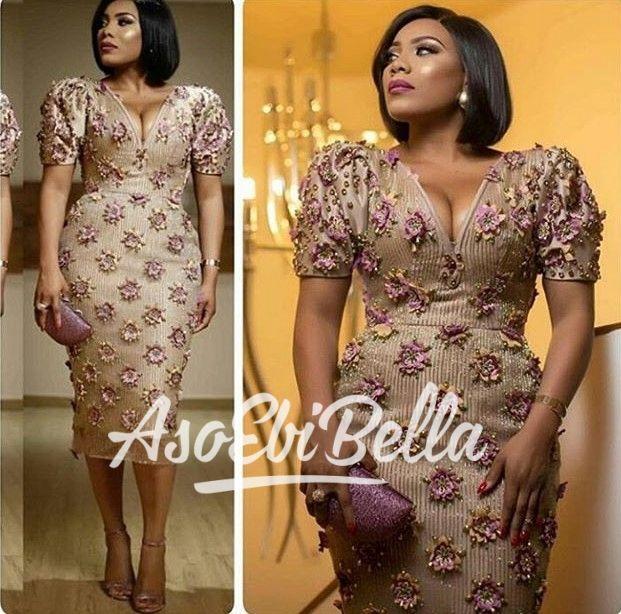 BellaNaija Weddings presents #AsoEbiBella – Vol. 173 – The Latest Aso Ebi Styles