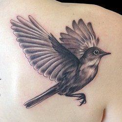 Nightingale tattoo | Ozone Tattoo - Tattoo - Ozone Park - Ozone Park, NY - Reviews - Photos ...