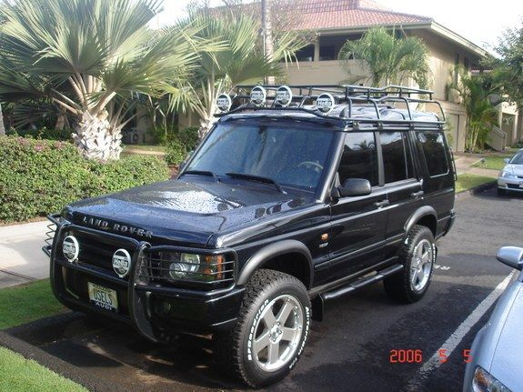 mauikokonut's 2003 Land Rover Discovery  Photo Gallery - CarDomain.com - Check out the latest mauikokonut's 2003 Land Rover Discovery  photos at CarDomain
