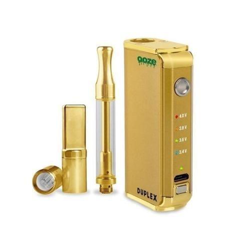 Ooze Duplex Dual Extract Vaporizer | Vapes - Wax Pens in