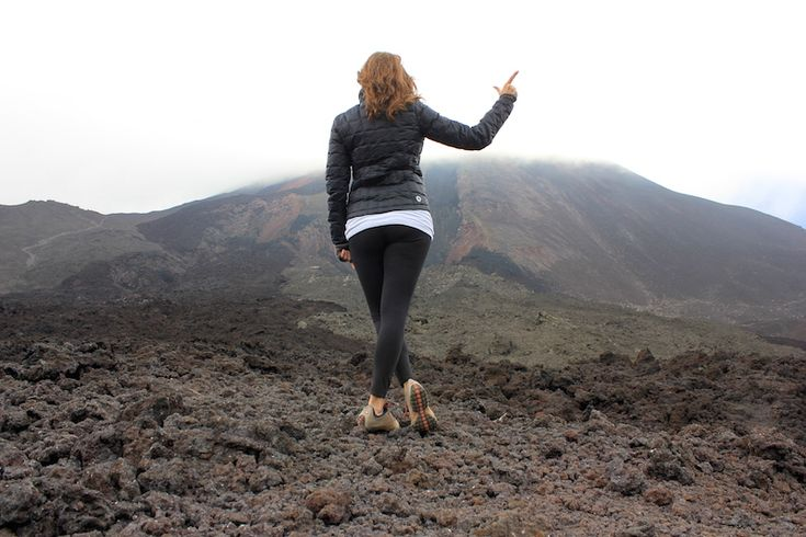 Good description of the Pacaya Volcano hike!