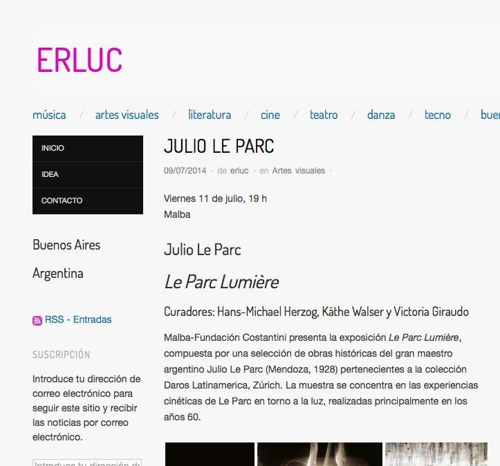 ERLUC: http://erluc.com/2014/07/09/julio-le-parc/