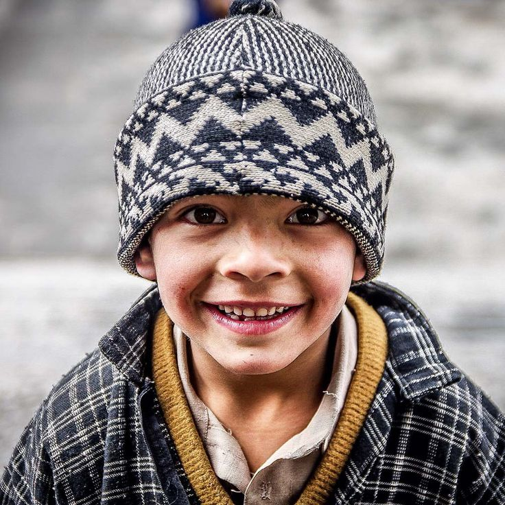 a young local kid in Kashmir, India #india #travel #portrait #face