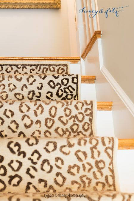 Best Fake A High End Stair Runner Using Overstock Runners 400 x 300