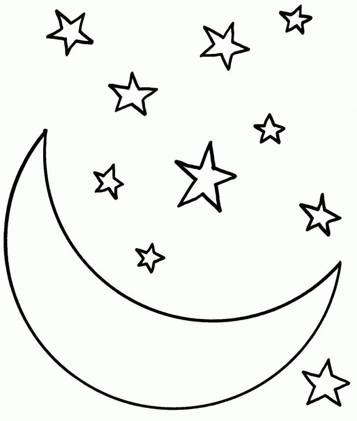 Coloring Pages For 3 Year Olds 3 Year Old Coloring Pages Printable Coloring Pages Easy Coloring Entitlementtrap Com In 2020 Star Coloring Pages Moon Coloring Pages Sun Coloring Pages