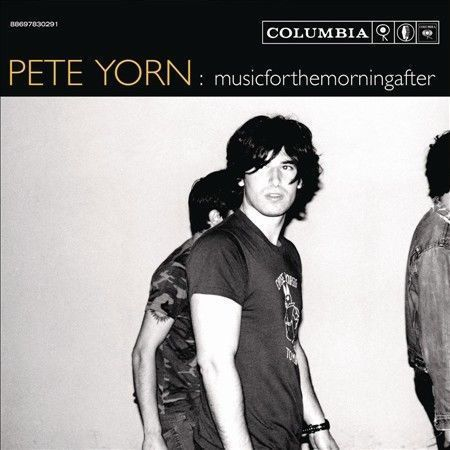 PETE YORN Musicforthemorningafter: 10th Anniversary Edition 180 Gram 2 LPs #Alternative