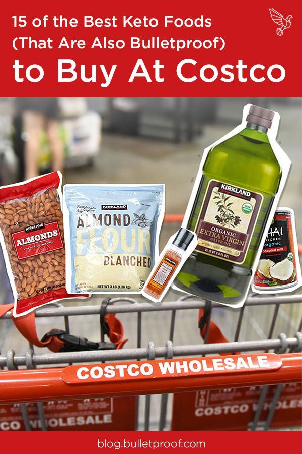 15 Of The Best Keto Foods You Can Find At Costco Keto