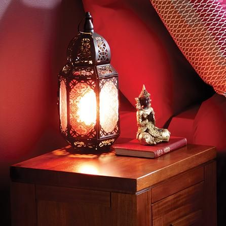 Marrakech Lantern Table Lamp #Dunelm #Lighting #Decor #PinItToWinIt #Comp