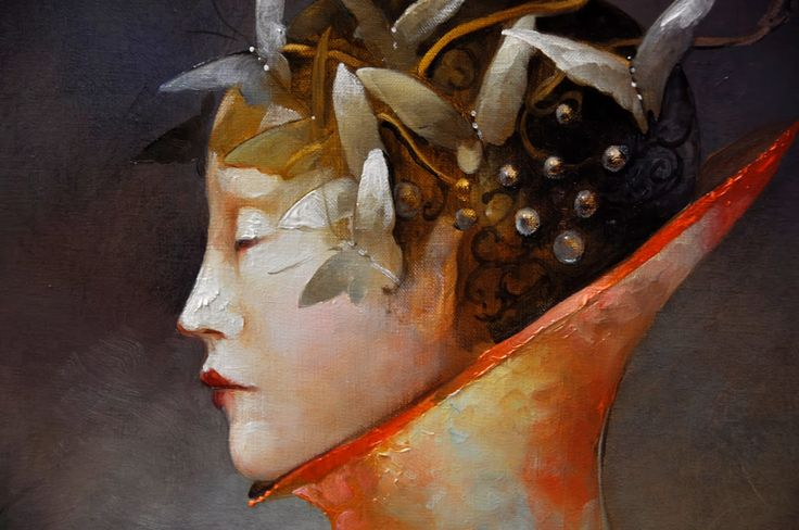 by Anne Bachelier (French, b.1949). Surrealist