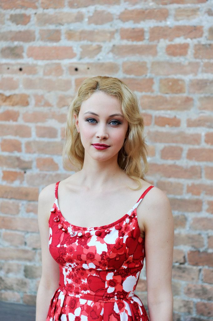 Sarah Gadon Photos - Telefilm Canada Reception - 68th Venice Film Festival - Zimbio