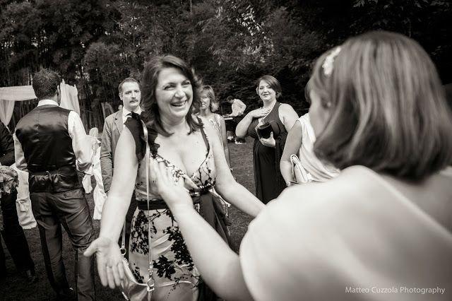 Matrimonio Country Chic alla Tenuta San Giovanni - Olevano di Lomellina - Alessia e Alessandro - 19 Luglio 2013