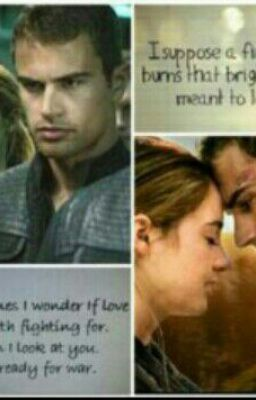 BOOK 4 OF THE DIVERGENT TRILOGY      What if Tris woke up miraculously thanks to a serum Matthew, Caleb and Cara worked on...