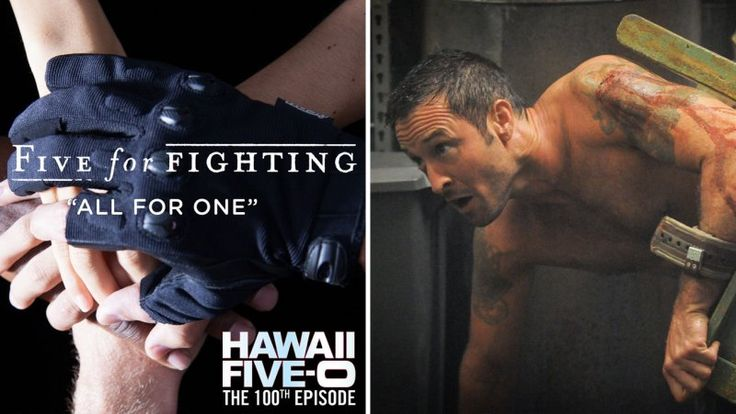 ♥♥♥  'Hawaii Five-0' 100th Episode to Feature Special Five for Fighting Song (Exclusive)