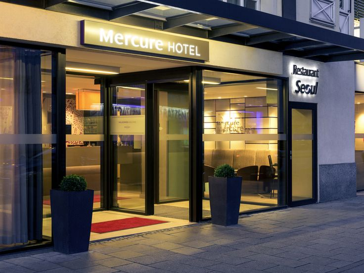 """MERCURE MUENCHEN SCHWABING: """"The Mercure Hotel München Schwabing is located in the liveliest part of Munich. It is situated in the center…"""