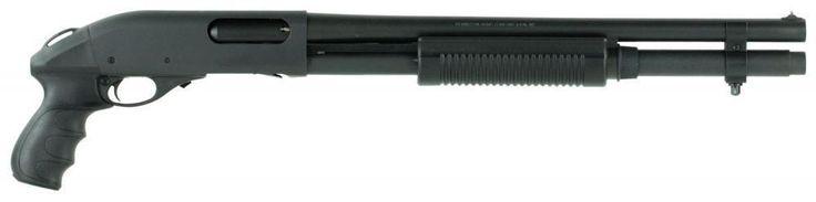 Remington 870 Express 12ga, Tactical Pistol Grip, 18