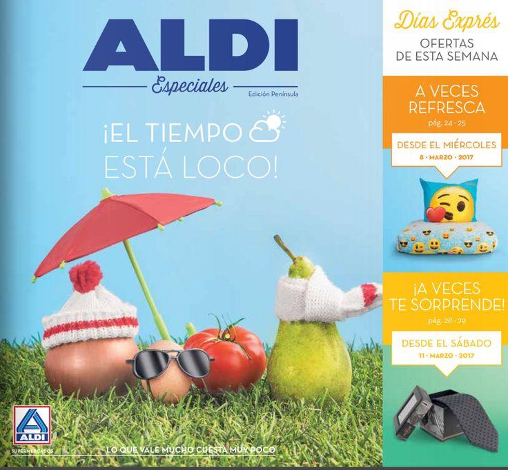 Catálogo ALDI a partir del 6 de Marzo -  Catálogo ALDI Válido desde el 6 de marzoal 12 de marzo de 2017. No os podéis perder este folleto de ALDI cargado de ofertas en alimentos, y especiales en su interior como termos, batidoras, edredones, máquina de coser de la marca Medion de Aldi.   #CatálogosAldi, #Folletosonline  #Kokue, #Medion Ver en la web : https://ofertassupermercados.es/catalogo-aldi-a-partir-del-6-de-marzo/