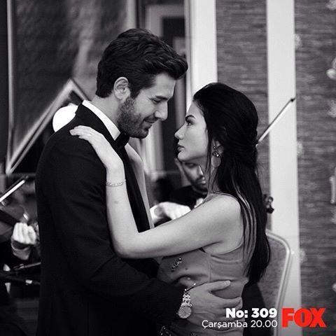 Bizimkisi bir aşk hikayesi...  #No309 @foxturkiye   #sendegelFOXa #FOX #FOXTurkiye #yenibölüm #çarşamba #dizi