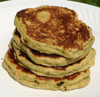 Fabulously Fluffy Pulp Pancakes | Juice and Pulp Recipes