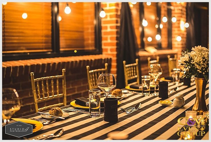 Black & Gold Wedding Styling // A Magnifique  D R E A M  Wedding at Sirromet Winery // Wedding MC + DJ + Lighting Design #MCGlennMackay #DJBenShipway #GMEventGroup #GMDJs #GMLighting #WeddingLighting #WeddingMC #WeddingDJ #Black #Gold