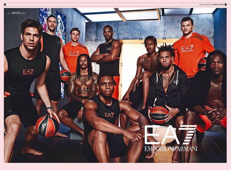 Olimpia Milano #basket